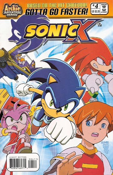 Sonic / Kolekcja  (1999-2006)  PLDUB.DVDRip+DVBRip.H264-Bizanc-BTV /  Dubbing PL *dla EXSite.pl*