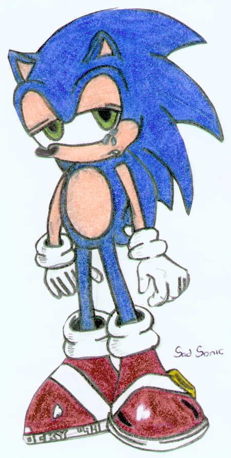 Sonic Hq Fan Art Mike Paprocki