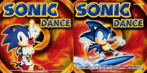The Sonic Dance - YouTube