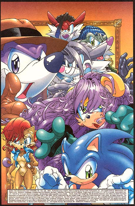 Related Pictures sonic hq comic scans sonic the hedgehog