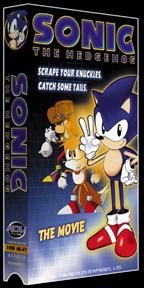 Sonic Hq Multimedia Box Art